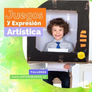 Juegos y Expresión Artística